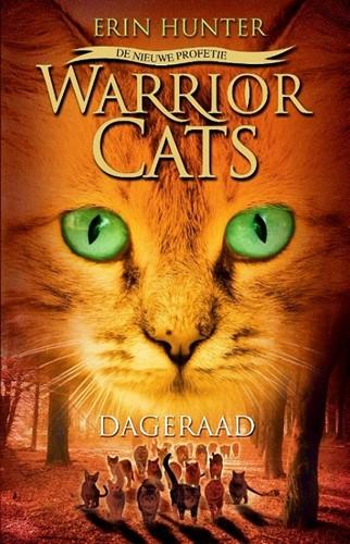 Bakermat Verhalenboek - Warrior Cats II-3: Dageraad. 12+