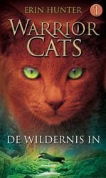 Kinderboeken  leesboek Warrior Cats De Wildernis in