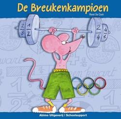 Kinderboeken  educatieboek De breukenkampioen