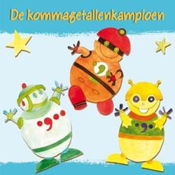 Kinderboeken  educatieboek De kommagetallenkampioen