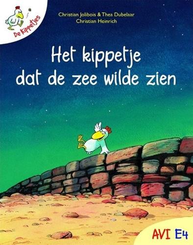 Kinderboeken avi boek De kippetjes 8