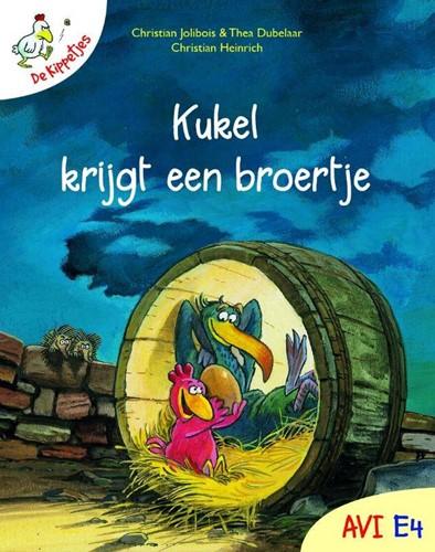 Kinderboeken avi boek De kippetjes 1
