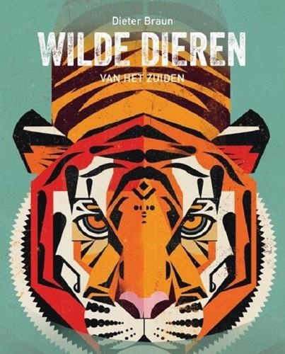 Fontaine Uitgevers Dieren - Wilde dieren van het zuiden. 6+