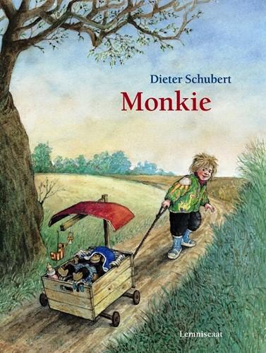 Lemniscaat prentenboek Monkie. 4+