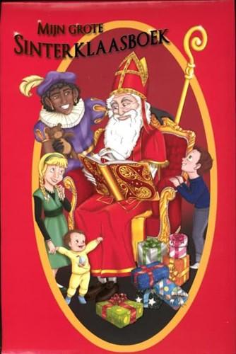 Kinderboeken  voorleesboek Mijn grote Sinterklaas- en Kerstboek