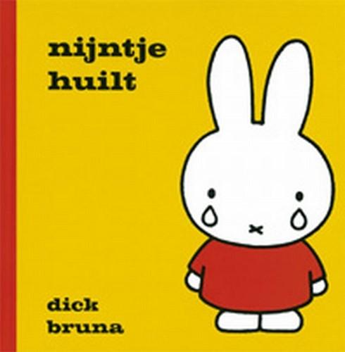 Nijntje prentenboek Nijntje huilt. 2+