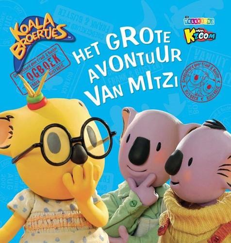 Kinderboeken avi boek Koala broertjes het grote avontuur AVI M3