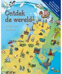 Kinderboeken  educatieboek Ontdek de wereld