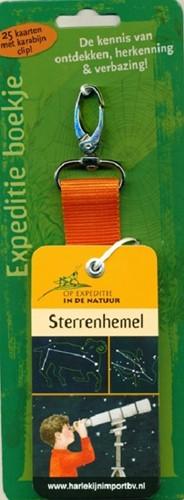 Moses Ruimte - Expeditieboekje + clip: Sterrenhemel (6 st)