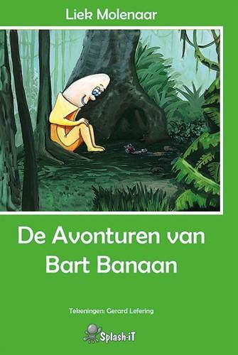 Kinderboeken  voorleesboek De avonturen van Bart Banaan