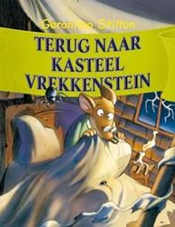 Kinderboeken  Geronimo Stilton Terug naar kasteel vrekkenstein