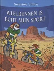 Kinderboeken  Geronimo Stilton Wielrennen is echt mijn sport