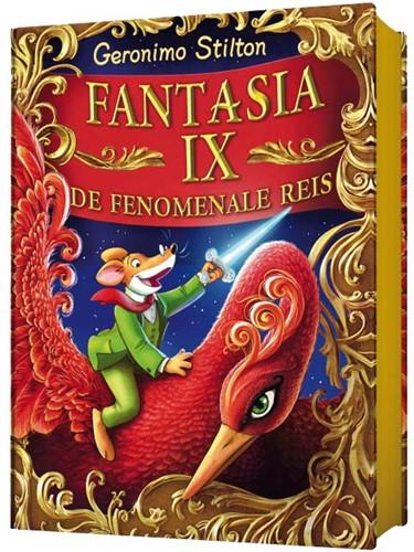 Kinderboeken  Geronimo Stilton leesboek Fantasia IX