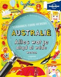 Kinderboeken  educatieboek Lonely planet - Australie