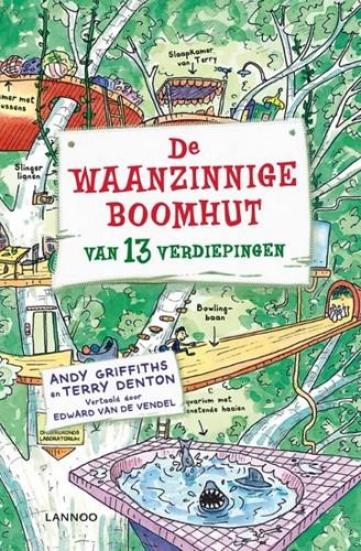 Terra Lannoo De Waanzinnige Boomhut - De waanzinnige boomhut 1: 13 verdiepingen. 9+