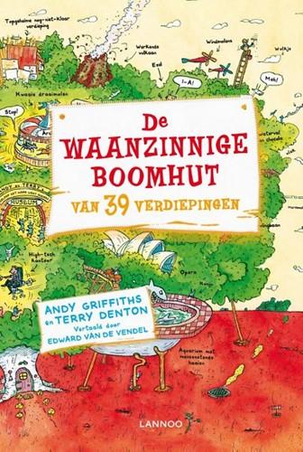 Terra Lannoo De Waanzinnige Boomhut - De waanzinnige boomhut 3: 39 verdiepingen. 9+