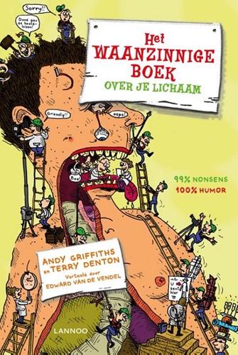 Terra Lannoo De Waanzinnige Boomhut - Het waanzinnige boek over je lichaam. 9+