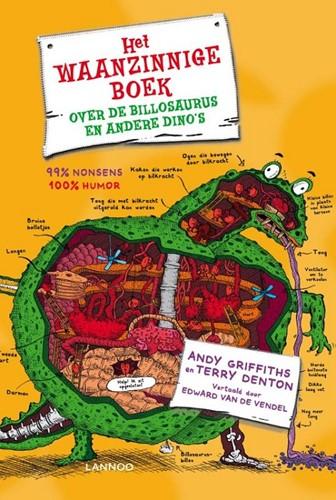 Terra Lannoo De Waanzinnige Boomhut - Het waanzinnige boek over de billosaurus en andere dino's. 7+