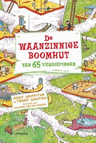 Terra Lannoo De Waanzinnige Boomhut - De waanzinnige boomhut 5: 65 verdiepingen. 9+