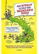 Kinderboeken  doeboek Hoe schrijf ik zelf een waanzinnig boek?