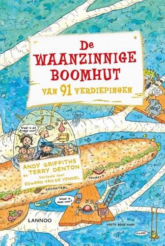 Terra Lannoo De Waanzinnige Boomhut - De waanzinnige boomhut 7: 91 verdiepingen