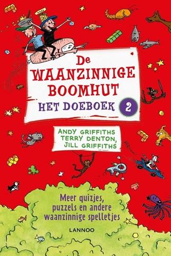 Terra Lannoo De Waanzinnige Boomhut - De waanzinnige boomhut. Doeboek 2