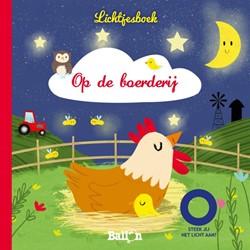 Kinderboeken voorleesboek lichtjesboek op de boerderij