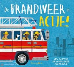 Kinderboek Educatieboek de brandweer in Actie!