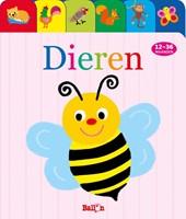 Ballon Media babyboek eendjes-reeks dieren