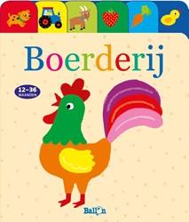 Ballon Media babyboek eendjes-reeks boerderij
