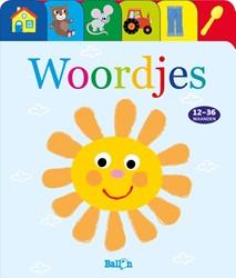 Ballon Media babyboek eendjes-reeks woordjes