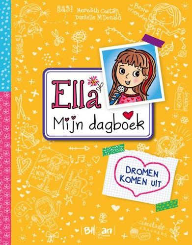 Blloan Junior leesboek Ella mijn dagboek dromen komen uit