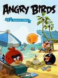 Stripboeken  Angry Birds Piggies in het paradijs