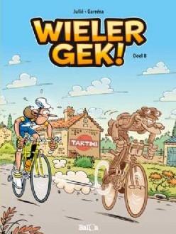 Stripboeken  Wielergek deel 8