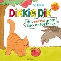 Kinderboeken  voorleesboek Dikkie Dik - Het eerste grotek