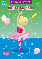 Planet Happy  knutselspullen prikblok ballet en dans