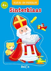 Planet Happy doeboek prikblok Sinterklaas