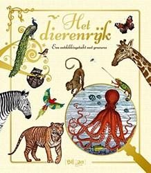 Kinderboeken prentenboek Het dierenrijk