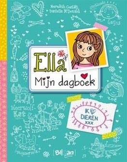 Kinderboeken Ella mijn dagboek leesboek Ik hou van dieren