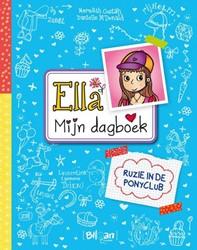 Kinderboeken Ella mijn dagboek leesboek Ruzie in de ponyclub