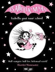 Kinderboeken leesboek Isabella gaat naar school