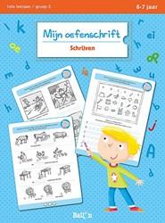 Kinderboeken educatieboek Mijn oefenschrift schrijven