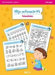 Kinderboeken educatieboek mijn oefenschrift telspelletjes