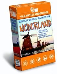 Planet Happy vakantielandenspel Nederland