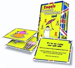 Planet Happy  leerkaarten Het Engelse Spreekwoordenspel