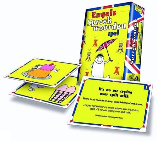 Engels Spreekwoordenspel