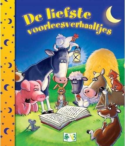 Kinderboeken  voorleesboek De liefste voorleesverhaaltje