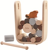 Plan Toys educatief spel Timber Tumble-2