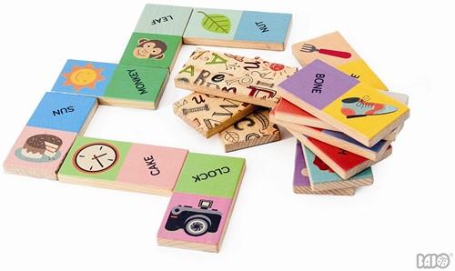 Bajo Domino (pictures & names) EN