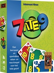 999 Games  kaartspel 7 ate 9 spel